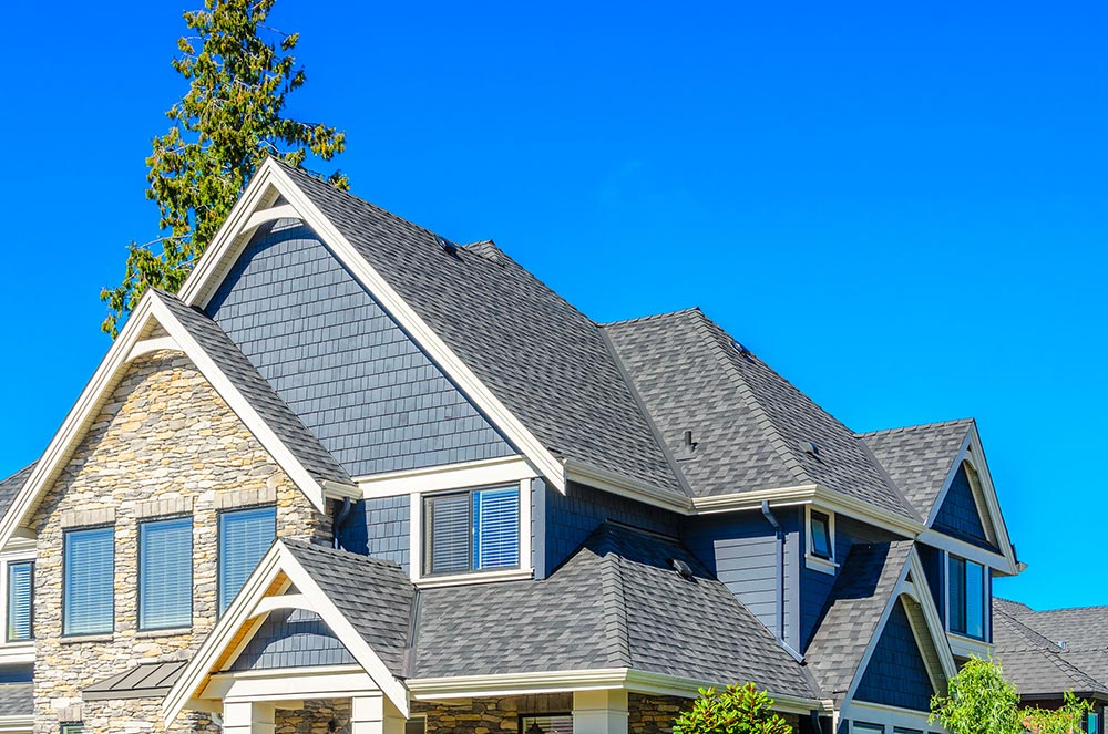 The quality of integrated shingle