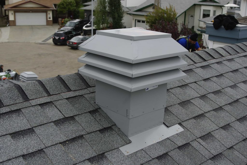 Complete roofing system